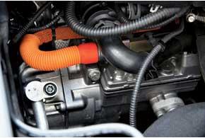 Усилитель руля, тормозов и компрессор