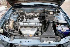 Mitsubishi Galant (ЕА)
