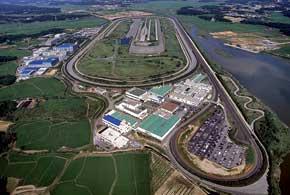 Hyundai-Kia Motors R&D Center – научно-исследовательском и испытательном центре в Намьянге