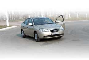 Hyundai Elantra 2006–2011 г.