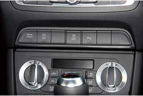 Режимы  drive select  меняют настройки работы педали газа, АКП и усилителя руля.
