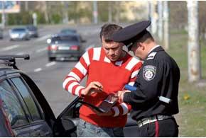Со вступлением поправок в силу водители вправе лишь показать, что такие-то документы имеются.