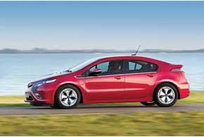 Отдельные стилистические элементы, которые дебютировали вдизайне Ampera, современем появятся инадругих моделях марки Opel.