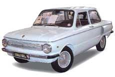 ЗАЗ-966, -968 «Запорожец»
