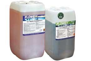 В продуктовой линейке люксембургской компании Flowey есть препараты специального применения: для грузовиков, мотоциклов и т. п.