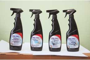 Современные защитные препараты с нанокомпонентами предохраняют поверхности от прилипания грязи и существенно облегчают последующую чистку.