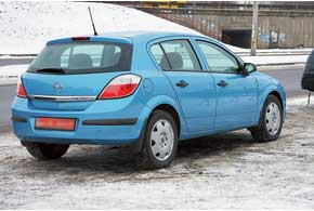 Opel Astra (H)