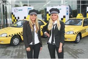 Продолжают создаваться и новые модификации «Ланоса». Так, выкрашенные в желтый цвет и с «шашечками», они будут ездить в качестве такси.