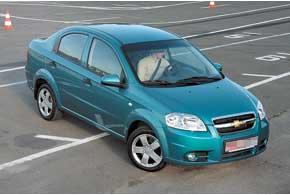 Chevrolet Aveo с 2005 г.