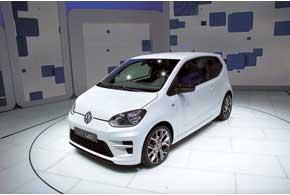 Компактный Uр! должен стать самым дешевым представителем Volkswagen.