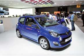 Обновленный Renault Twingo стал больше отображать новую концепцию дизайна марки.