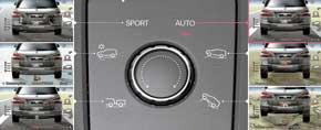 Настройки отражаются на экране. Музыкальный стандарт– MP3/WMA/AAC, USB, AUX, телефонная клавиатура и Bluetooth. Топ-опция – Harman Kardon, работающий с iPod/iPhone.