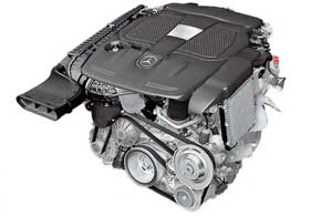 ML 350 4Matic BlueEfficiency