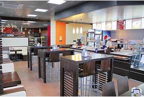 Сеть ресторанов «A la minute»