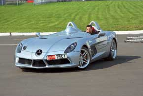 Mercedes-Benz SLR McLaren Stirling Moss
