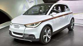 Концепт-кар Audi А2