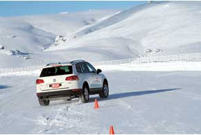 Тест зимних шин 235/65 R17