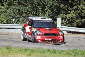 Уже в четвертой для Mini гонке ее пилот Дани Сордо уверенно боролся за победу.