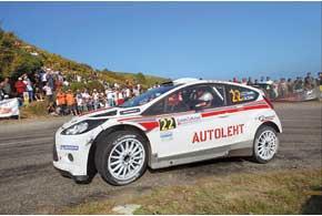 В зачете S-WRC уверенно победил Отт Танак. За один этап до финиша он проигрывает лидеру Юхо Хяннинену только 3 очка.