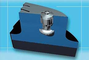Посадка шипов автоматами повысила равномерность износа, гарантируя 1,2 мм выступа над протектором.