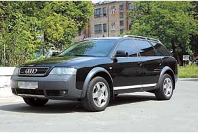 Audi Allroad 1999–2005 г. в.