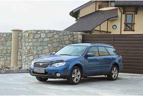 Subaru Legacy Outback 2003–2009 г. в.