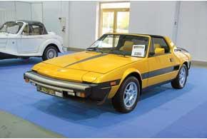 Fiat X1/9 с кузовом от ателье Bertone выпускался с 1972 по 1989 год.