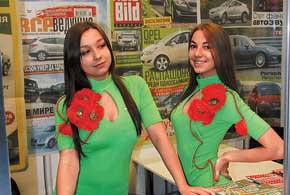 Традиционный информационный партнер выставки – Издательский дом «Автоцентр».