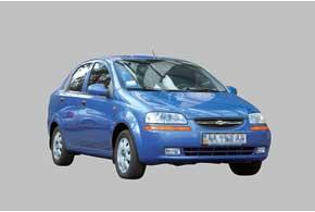 Chevrolet Aveo (T200)