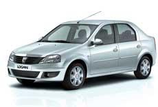 Dacia Logan. Рестайлинг модели