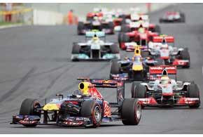 Формула-1. Гран-при Кореи