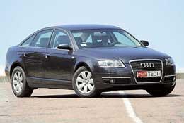 Audi A6 2004–2011 г. в.
