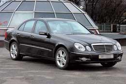 Mercedes E-Кlasse 2002–2009 г. в.