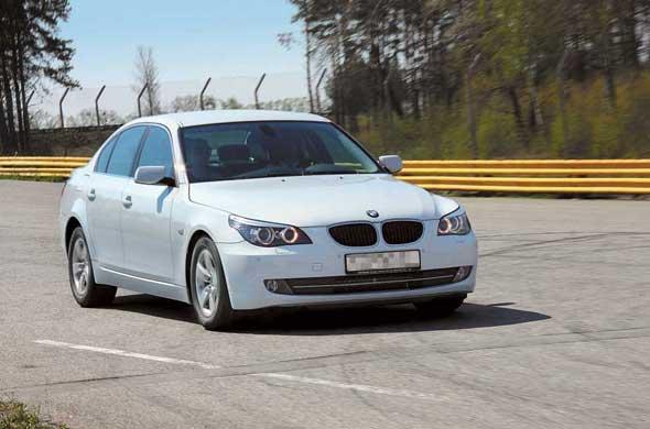 BMW 5 Series (E60)