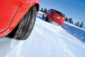 Тест 19 зимних шин  размерностью 205/55 R16