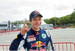Третья в сезоне победа в зачете S-WRC, и Юхо Хяннинен – чемпион мира в данной категории.