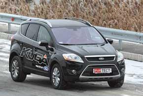 Ford Kuga  2,0 л (140 л. с.) АКП