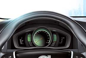 Режим Hybrid - это основной режим, когда в зависимости от условий движения могут работать и ДВС, и электромотор.