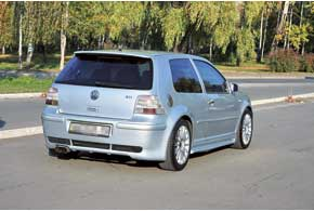 VW Golf IV GTI