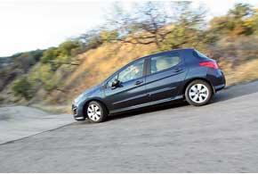 Peugeot 308 с мотором Hdi 1,6л115л. с. на одном баке солярки проезжал более 1000 км!