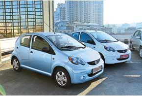 К концу года линейка предлагаемых автомобилей будет состоять из семи  моделей – от компактного BYDF0 досолидного кроссовера S6.