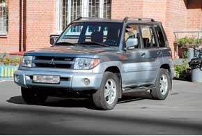 Mitsubishi Pajero Pinin 1999–2005 г. в.