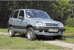 Chevrolet Niva с 2002 г.