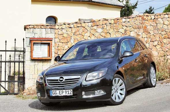 Opel Insignia Sports Tourer 4x4