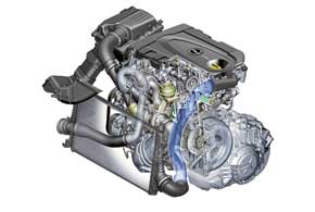 бензиновый двигатель 1.4 turbo ecoFLEX