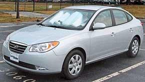 Четвертое поколение Hyundai Elantra (HD)