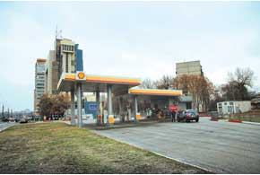 Перед дальней дорогой на АЗС Shell круглосуточно можно взбодриться