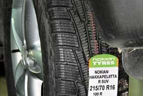 Установка зимних шин на фирменной СТО обошлась всего в 271 грн., к тому же диски на СТО предварительно вымыли.