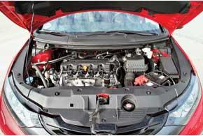 В Украине Honda Civic девятого поколения будет представлена только с1,8-литровым бензиновым двигателем.
