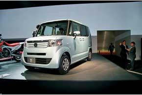 Honda вновь вышла на японский рынок